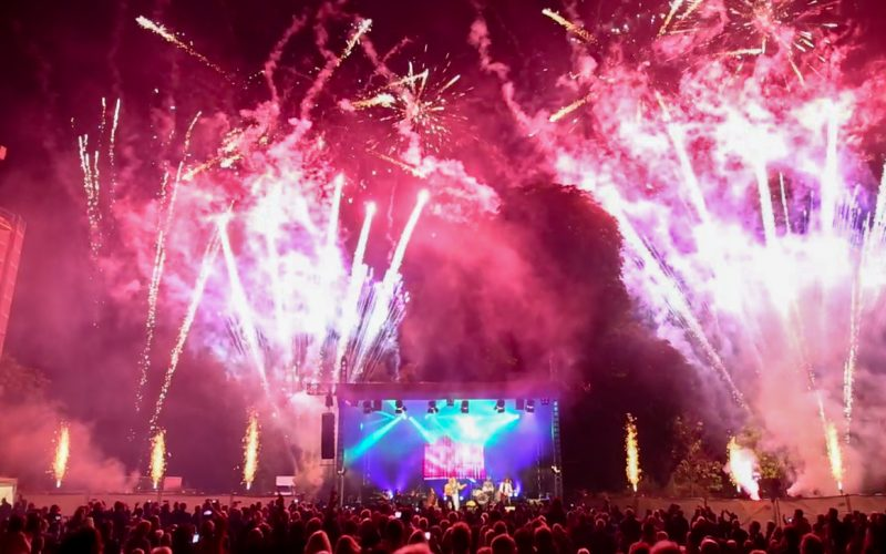Break Free Queen Tribute Show- Wittenberg 2016-2