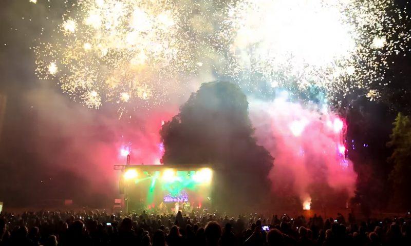 Break Free Queen Tribute Show- Wittenberg 2016-3